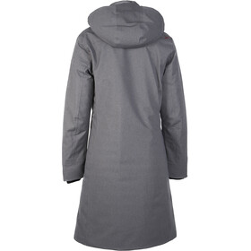 Y by Nordisk Tana Elegant Down Insulated Coat Women, grijs